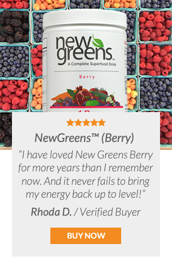 New Greens (berry)